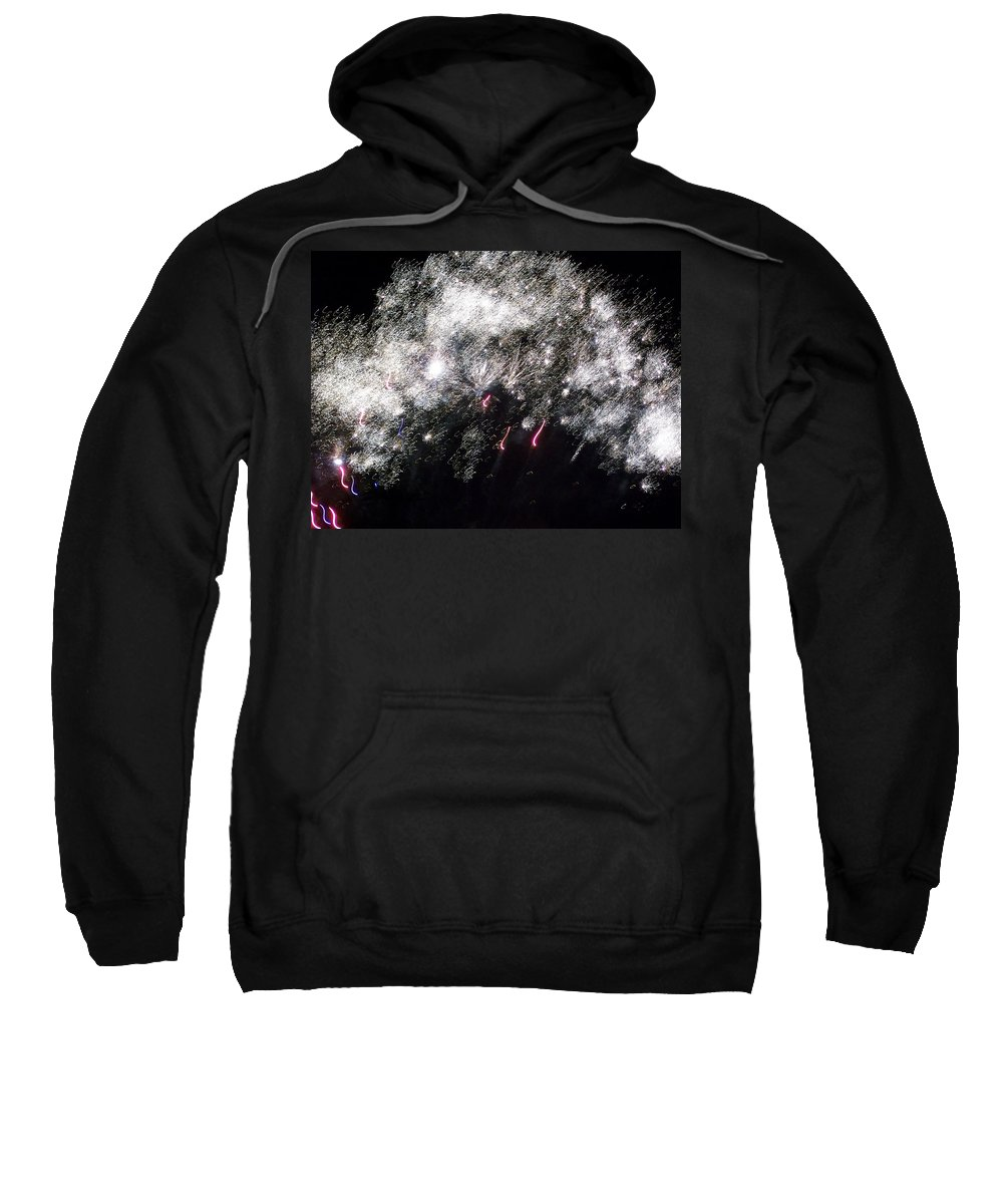 Abstract Sweatshirt featuring the photograph Ahhhhhh by Laurette Escobar