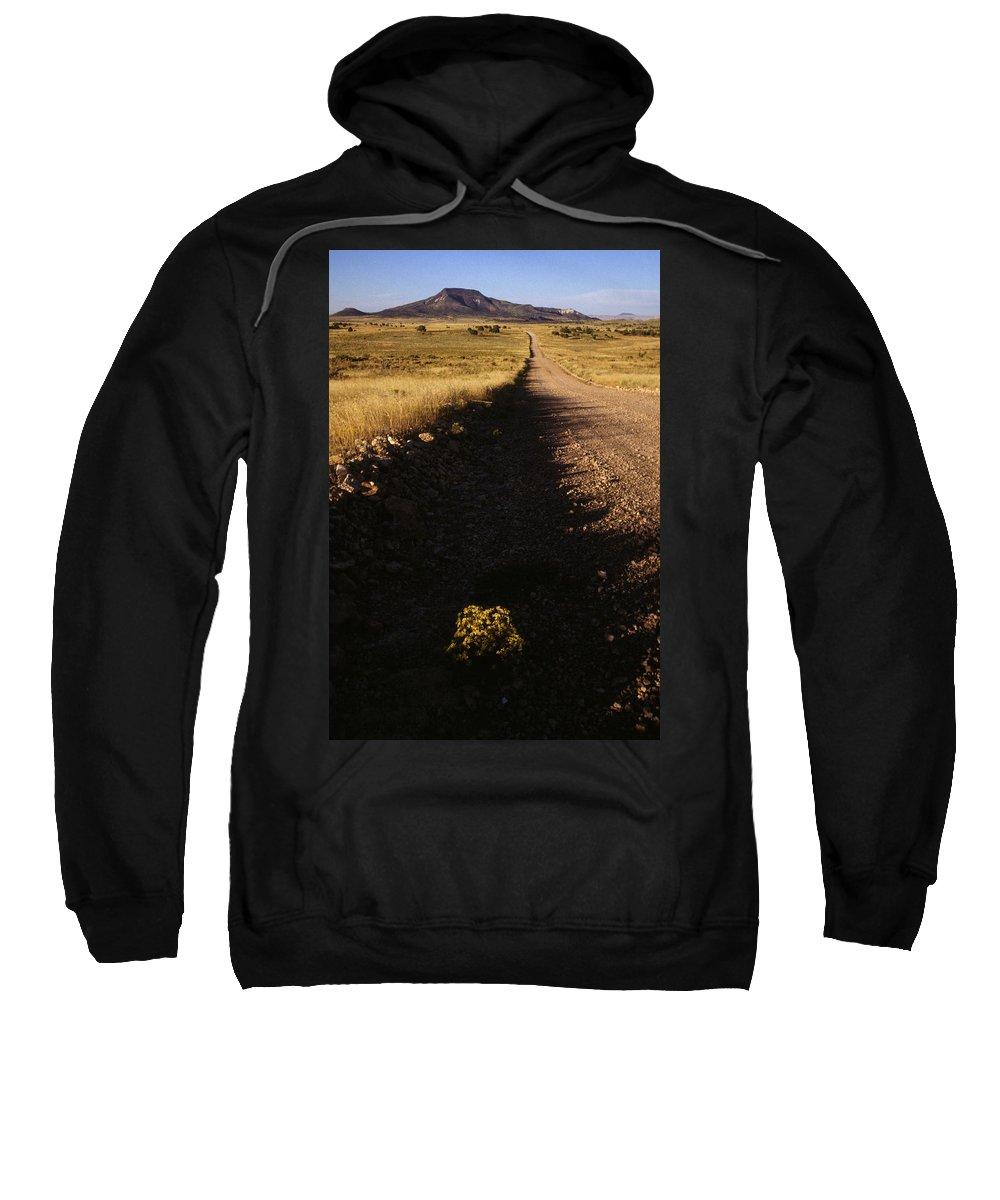 Arizona Sweatshirt featuring the photograph Arizona Strip by Scott Warren