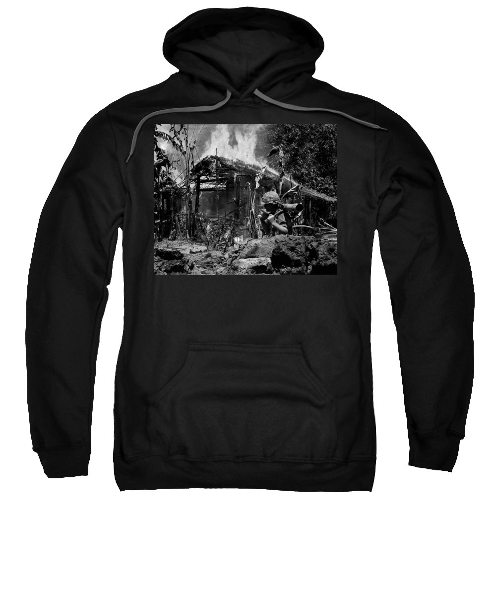 Vietnam Sweatshirt featuring the photograph Images Of Vietnam by Mountain Dreams
