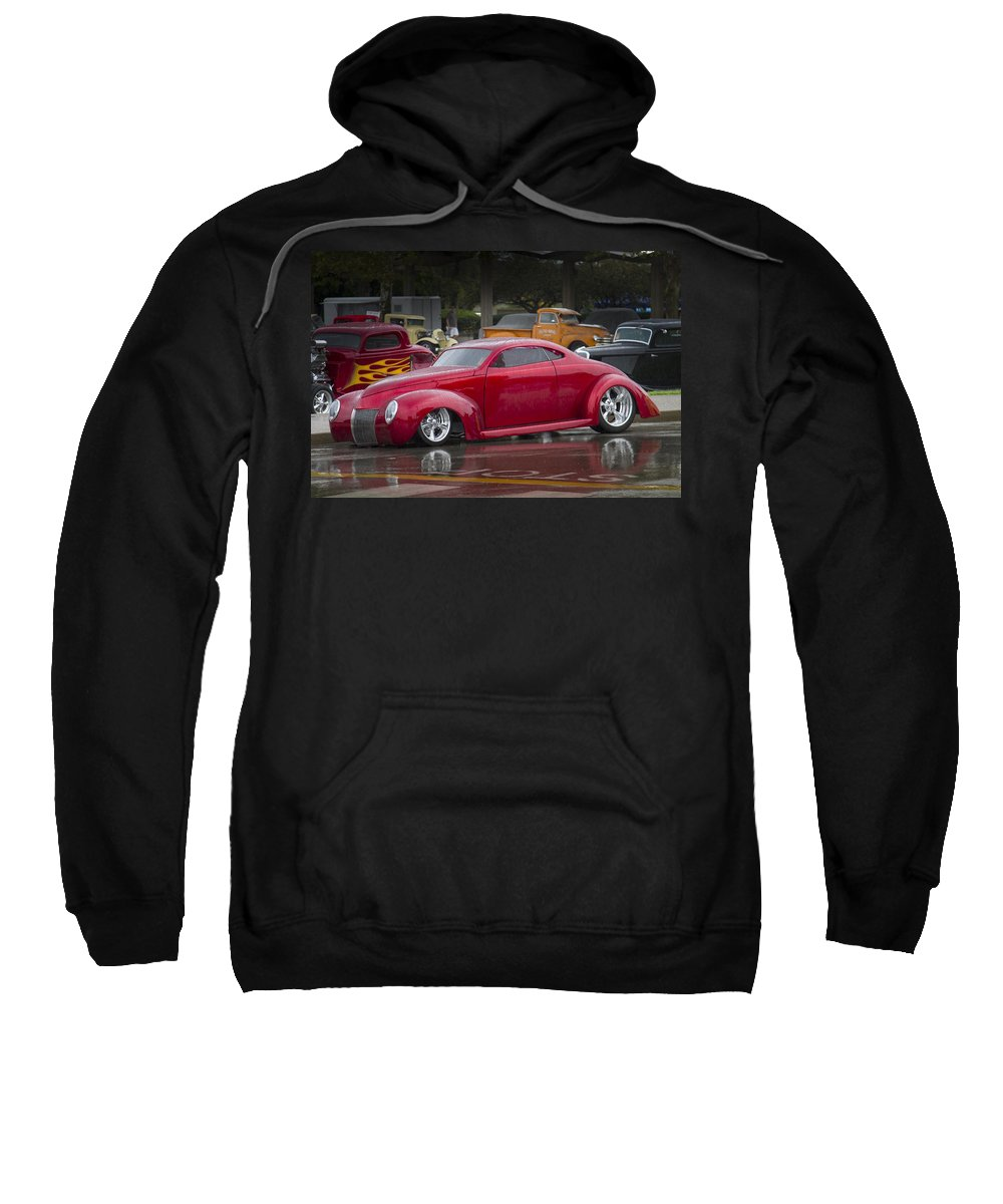 American Sweatshirt featuring the photograph Low Rider by Jack R Perry