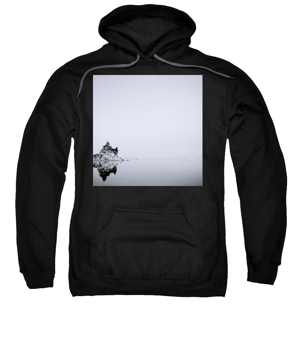 Serenity Sweatshirt featuring the photograph Purity In Nature by Shaun Higson