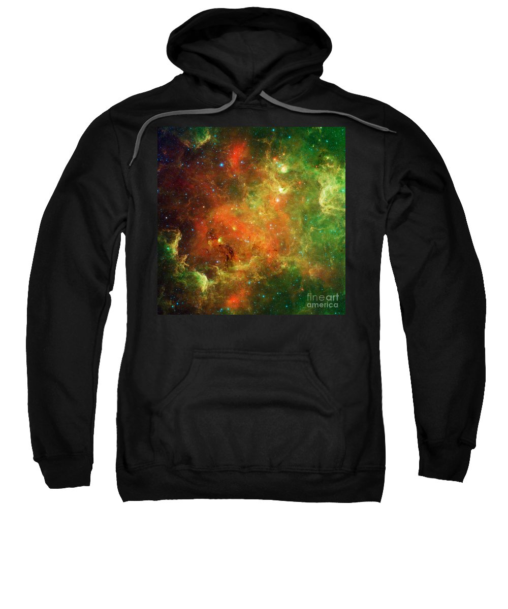 Science Sweatshirt featuring the photograph North America Nebula by Science Source