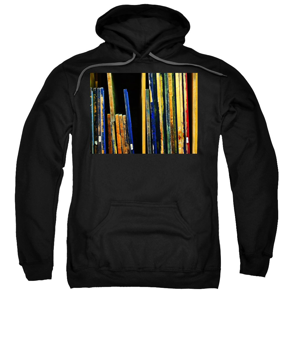 Source Sweatshirt featuring the photograph Source by Skip Hunt