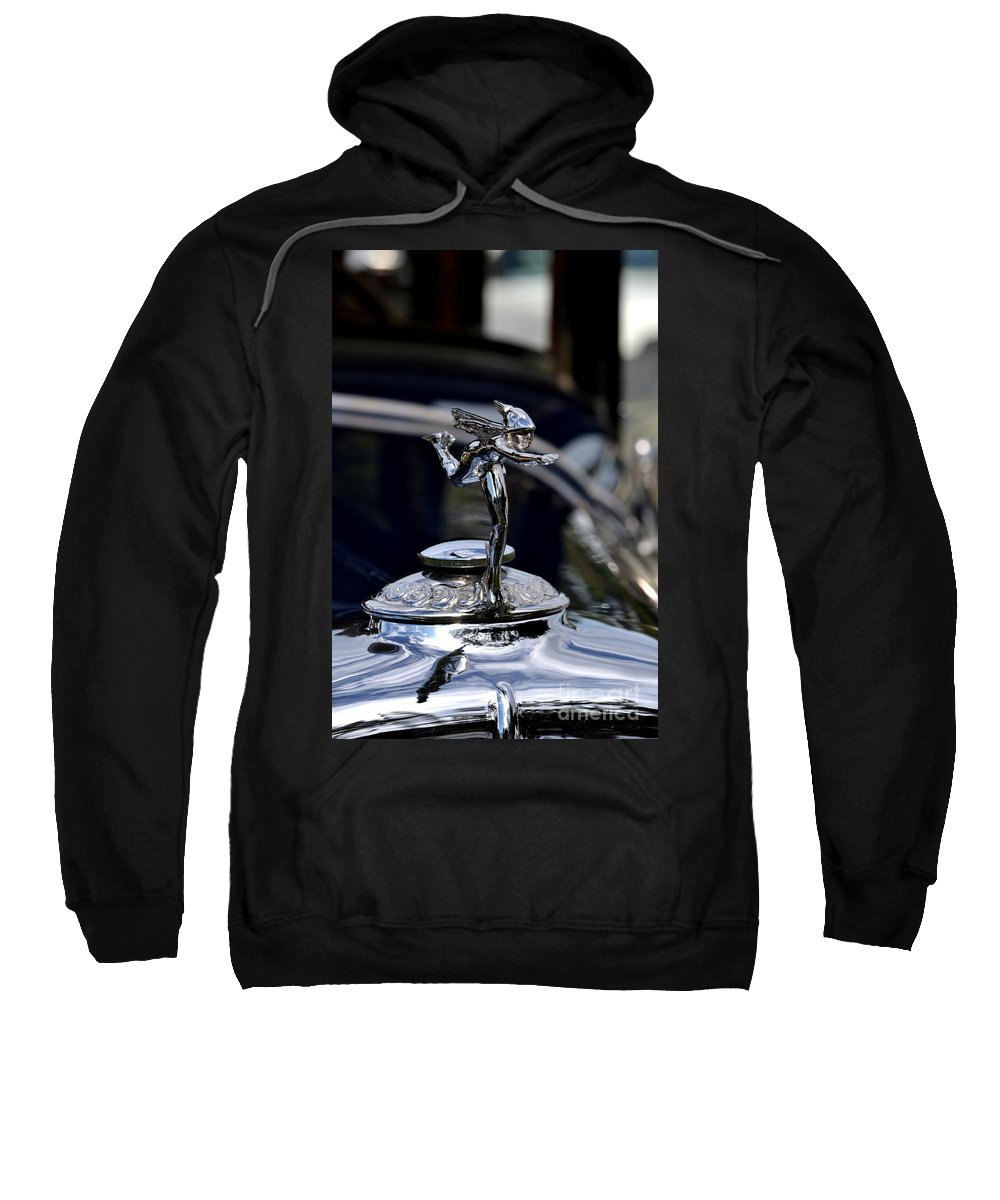 Sweatshirt featuring the photograph Hillsborough Concourse by Dean Ferreira