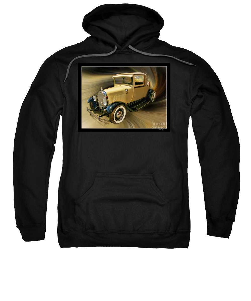1929 Ford Sweatshirt featuring the photograph 1929 Ford by Blake Richards