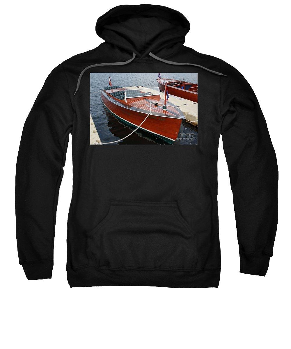 Powerboat Photographs Hooded Sweatshirts T-Shirts