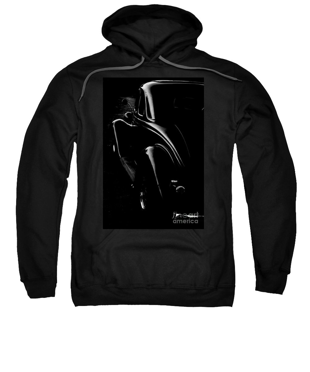 Ford Sweatshirt featuring the photograph 1935 Ford by Dennis Hedberg