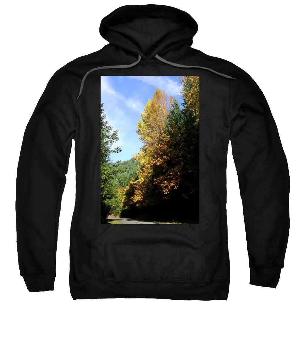 Bloom Sweatshirt featuring the photograph Autumn 2 by J D Owen