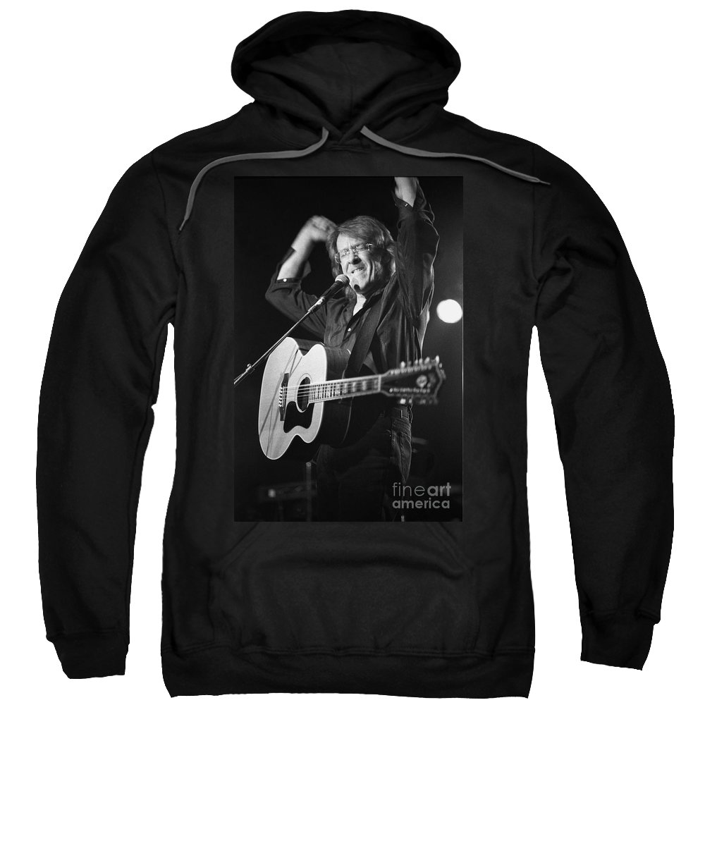 Guitarist Sweatshirt featuring the photograph Jefferson Airplane by Concert Photos