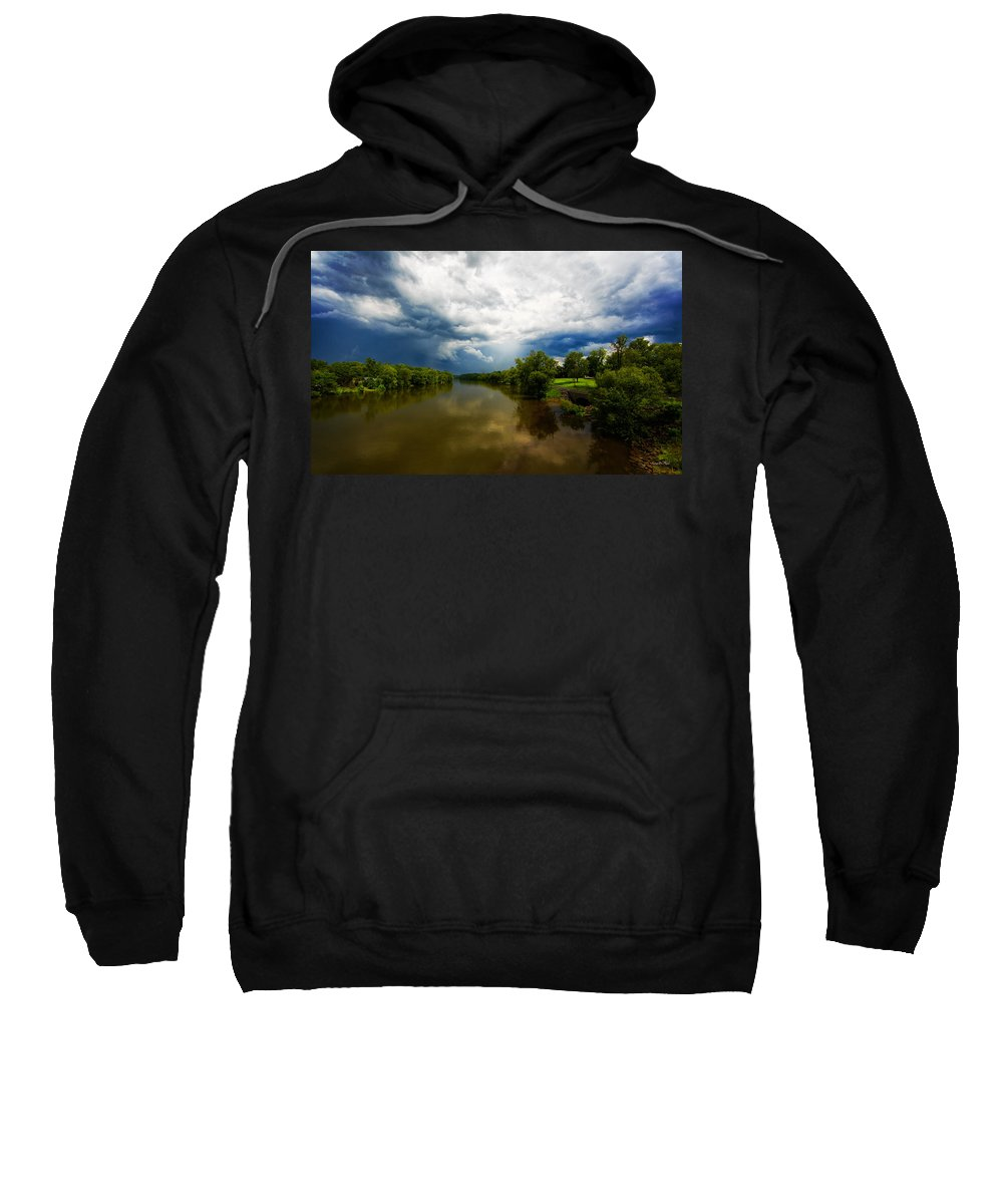 Storm Sweatshirt featuring the photograph After The Storm by Everet Regal