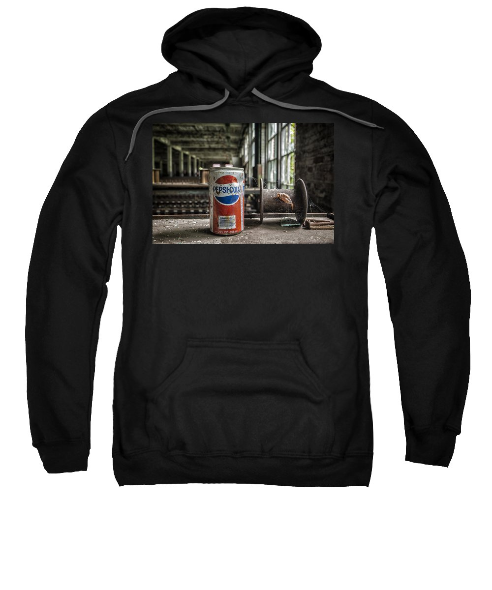 Pepsi Sweatshirt featuring the photograph All I Wanted Was A Pepsi by Rob Dietrich