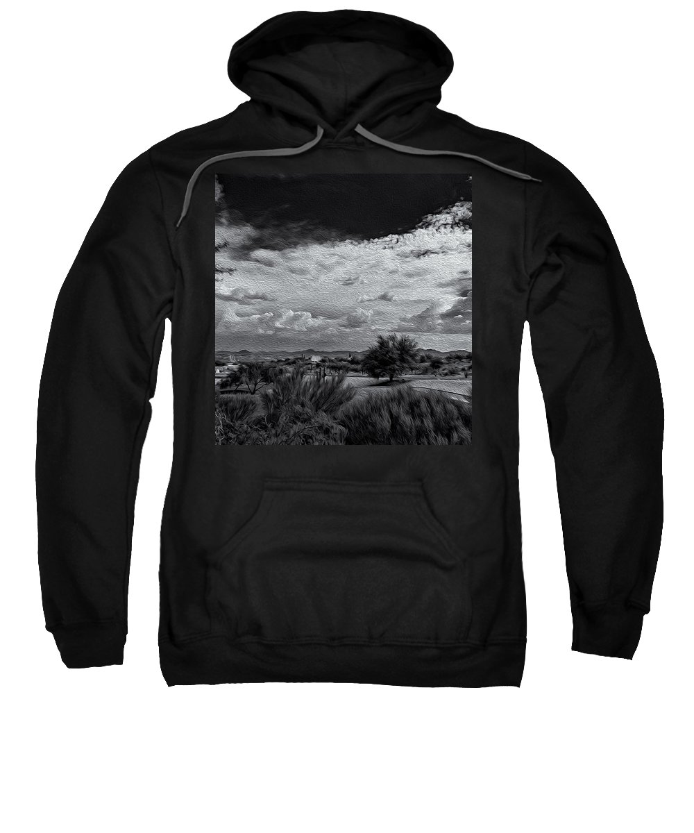 Acrylic Prints Sweatshirt featuring the photograph All In A Dream by Mark Myhaver