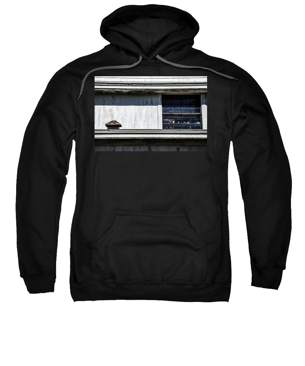 Lines Sweatshirt featuring the photograph All Types Of Lines by Karol Livote