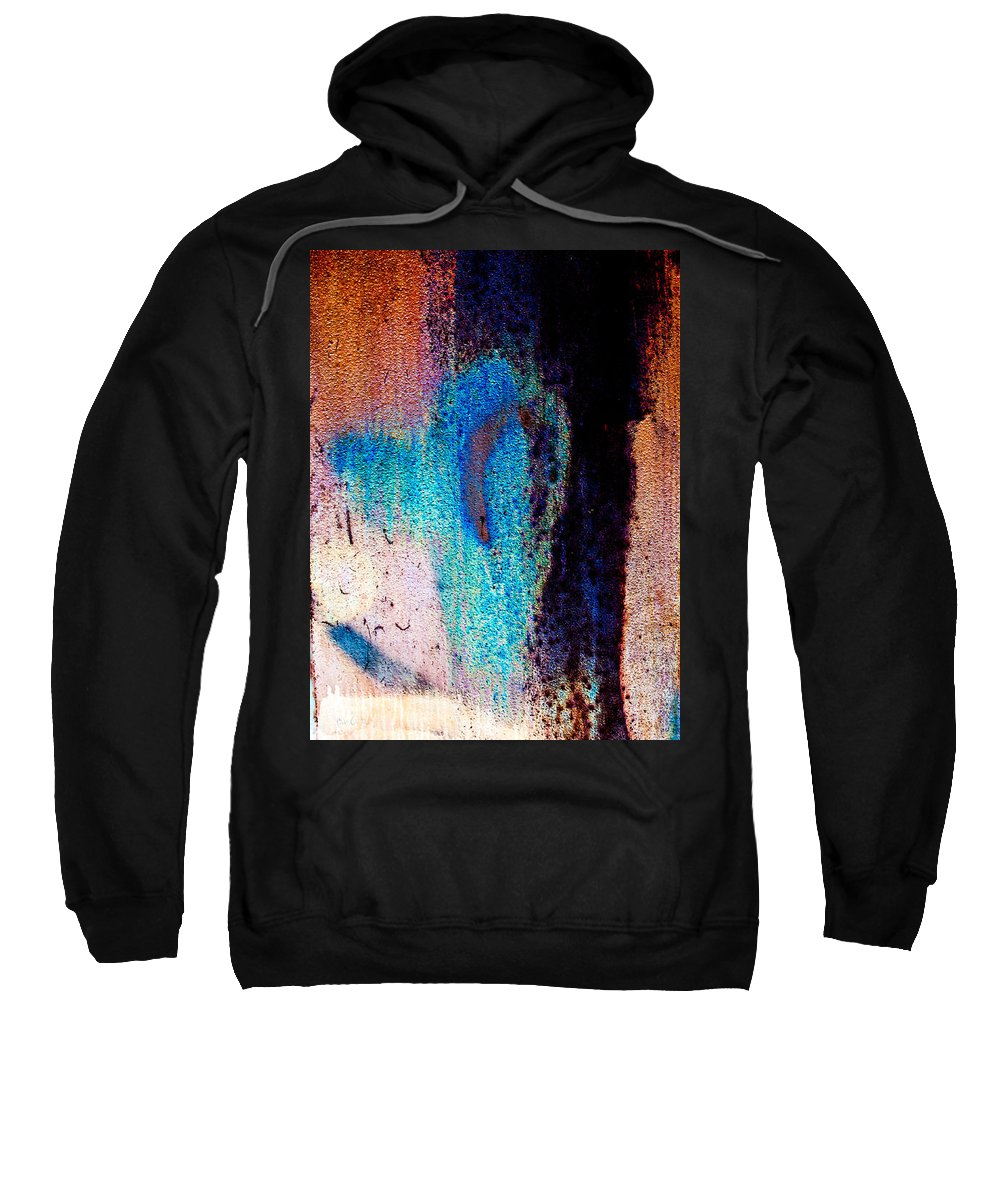 Abstract Sweatshirt featuring the photograph Ambiguous by Bob Orsillo