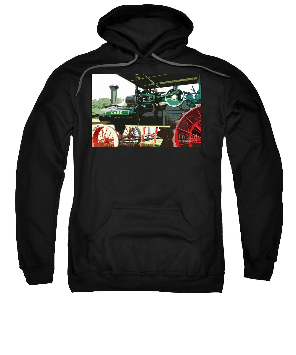 Steam Sweatshirt featuring the photograph Another Beauty by Kathleen Struckle