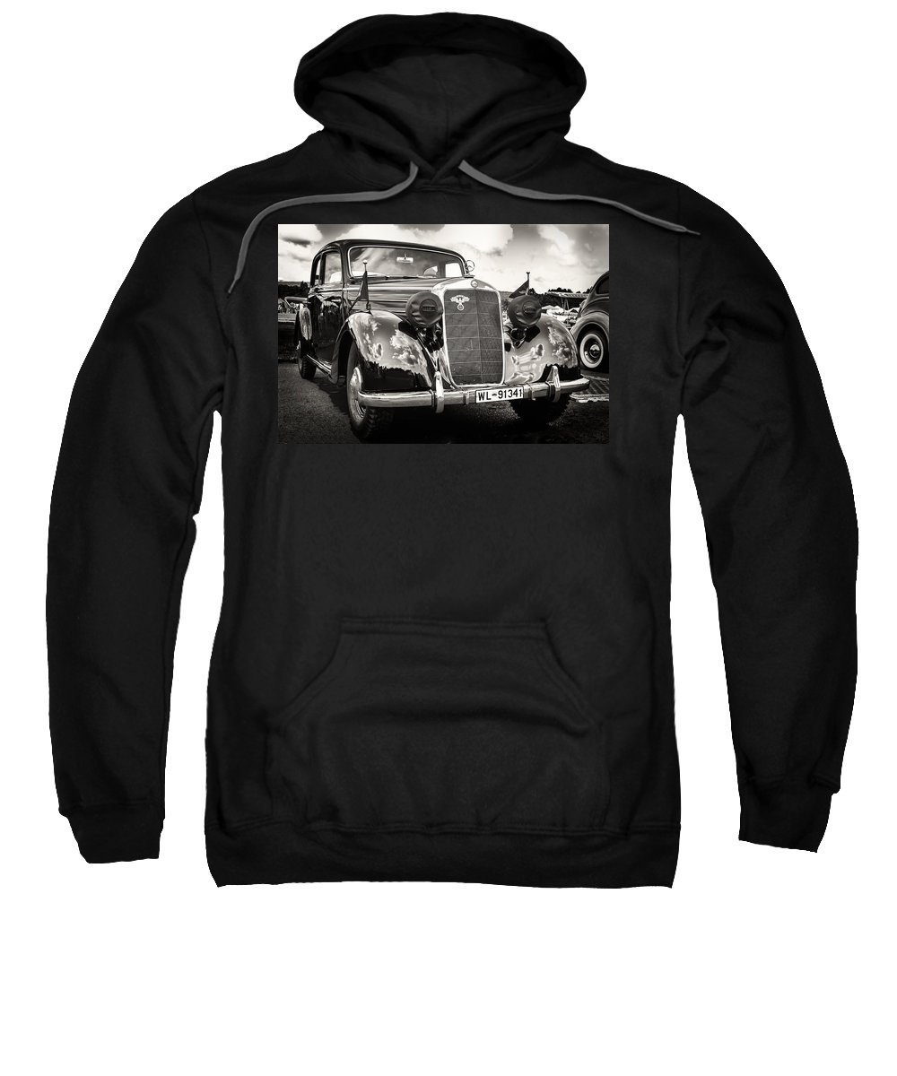 Sky Sweatshirt featuring the photograph Back In Time... by Eduard Moldoveanu