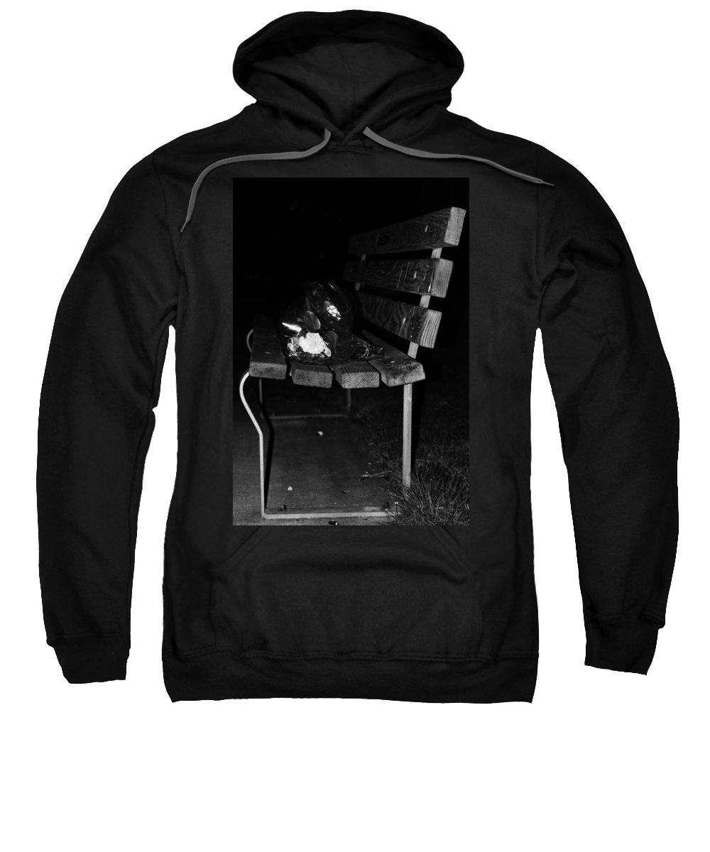 Street Photographer Sweatshirt featuring the photograph Bad Date by The Artist Project