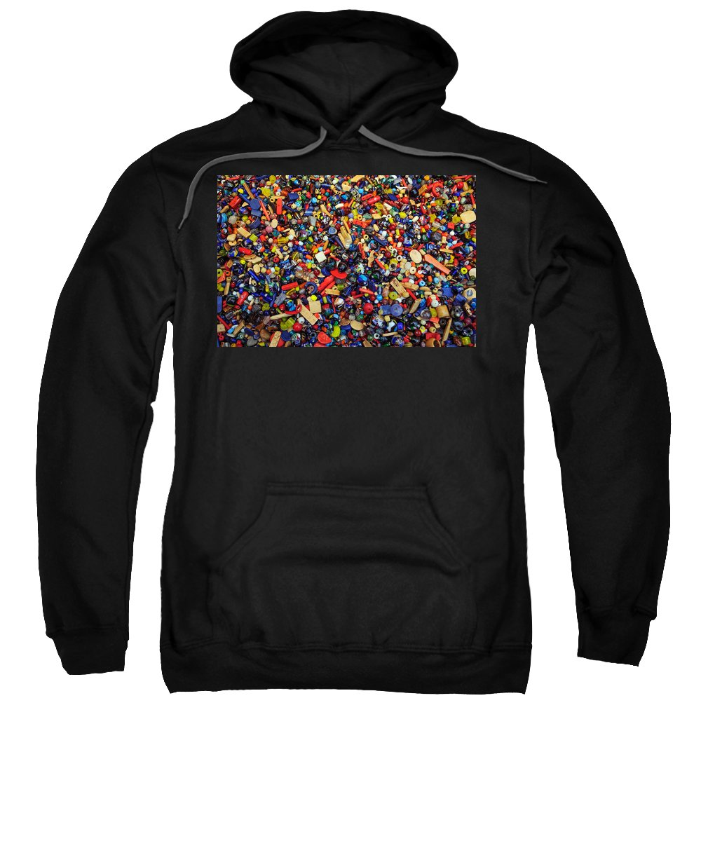 Things Sweatshirt featuring the photograph Beads N Things by Tikvah's Hope