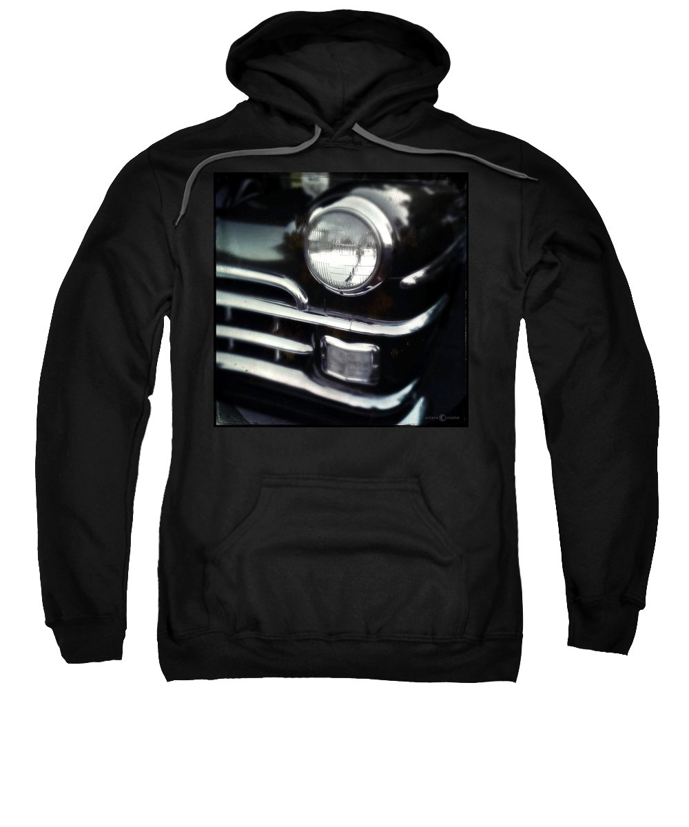 Classic Sweatshirt featuring the photograph Black Beauty by Tim Nyberg