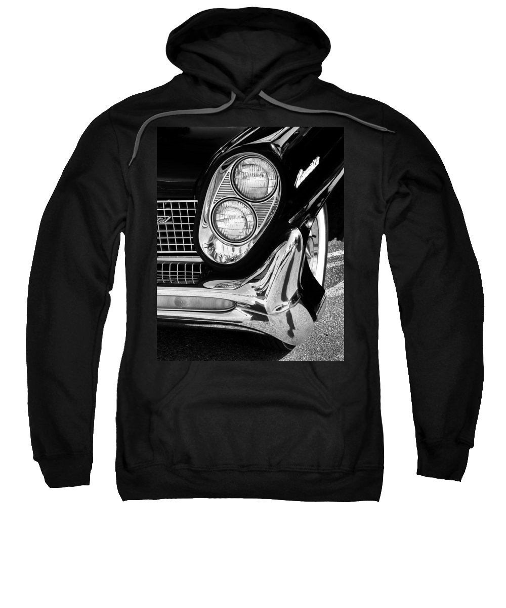 Car Auction Sweatshirt featuring the photograph Quite Continental Palm Springs by William Dey