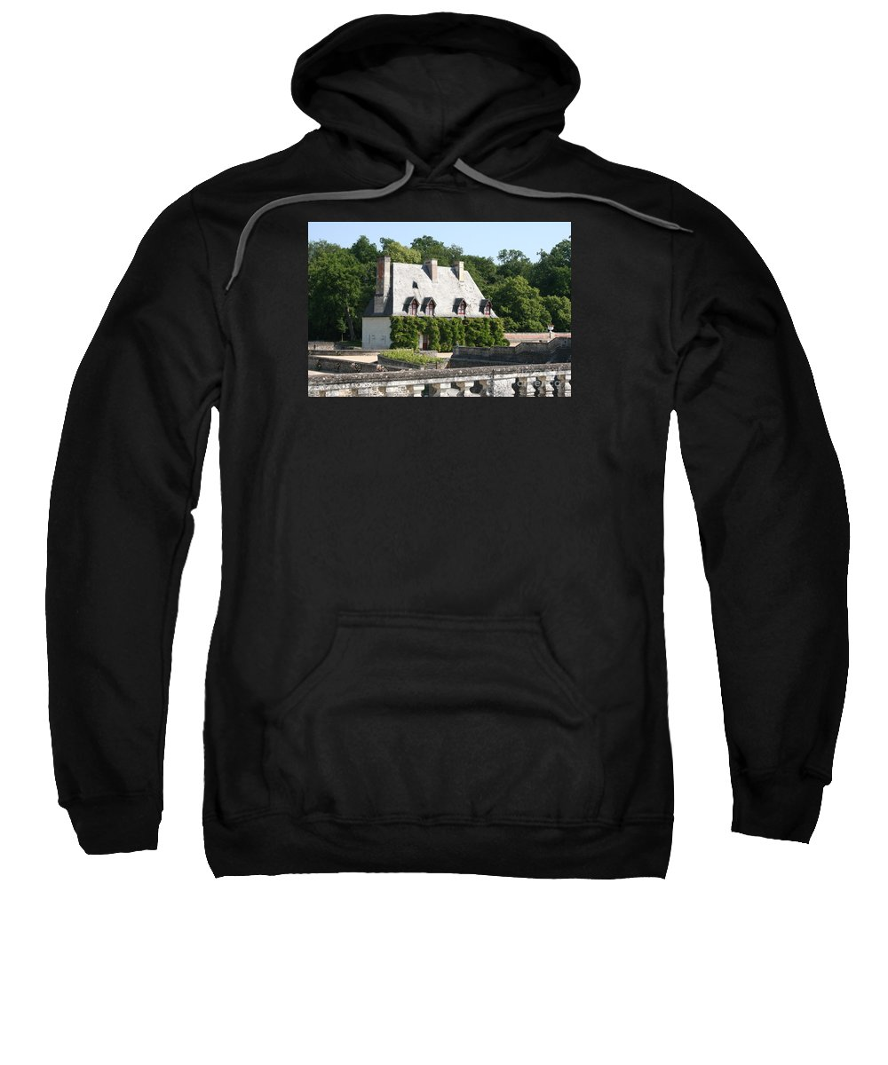 Caretaker Sweatshirt featuring the photograph Caretakers Home by Christiane Schulze Art And Photography