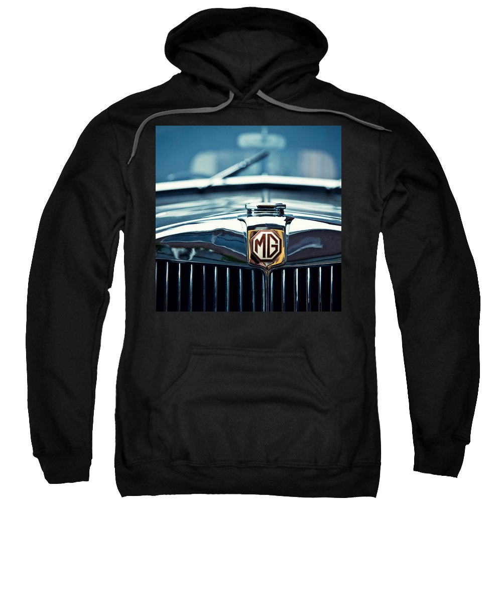 Mg Wa Sweatshirt featuring the photograph Classic Marque by Dave Bowman