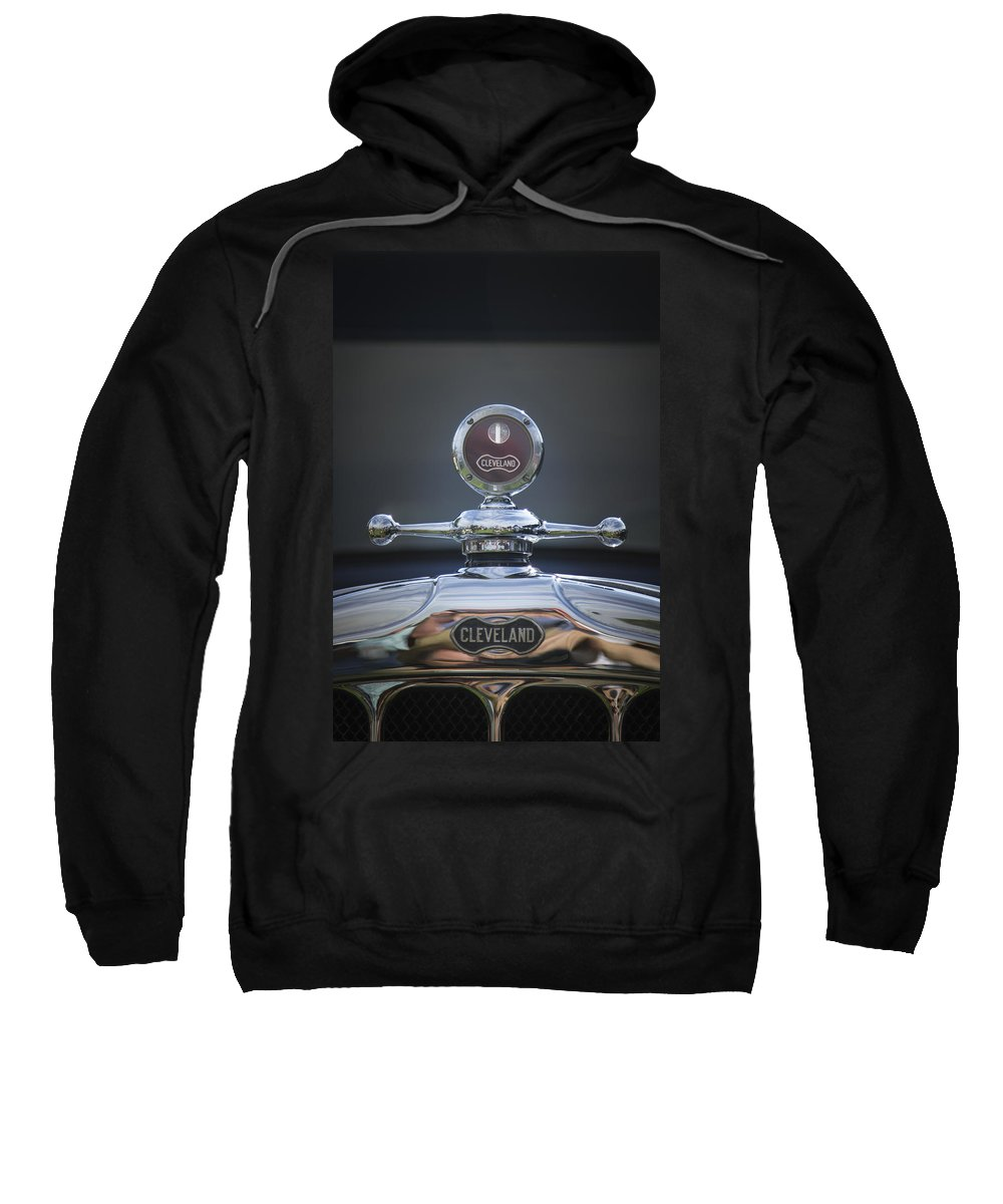 Cleveland Sweatshirt featuring the photograph Cleveland by Jack R Perry