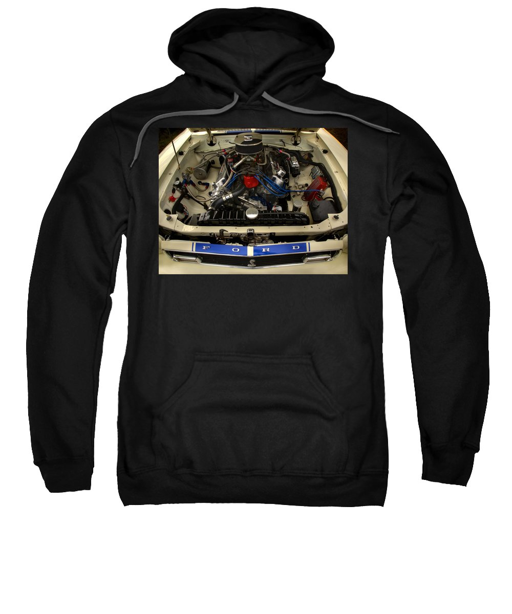 Cobra Sweatshirt featuring the photograph Cobra 1 by Thomas Young