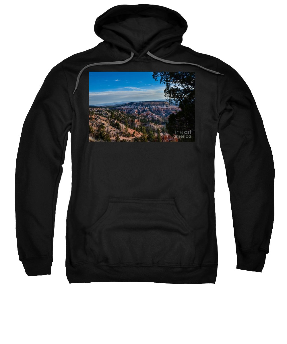 Brown Sweatshirt featuring the photograph Colors Of Time by Rich Priest