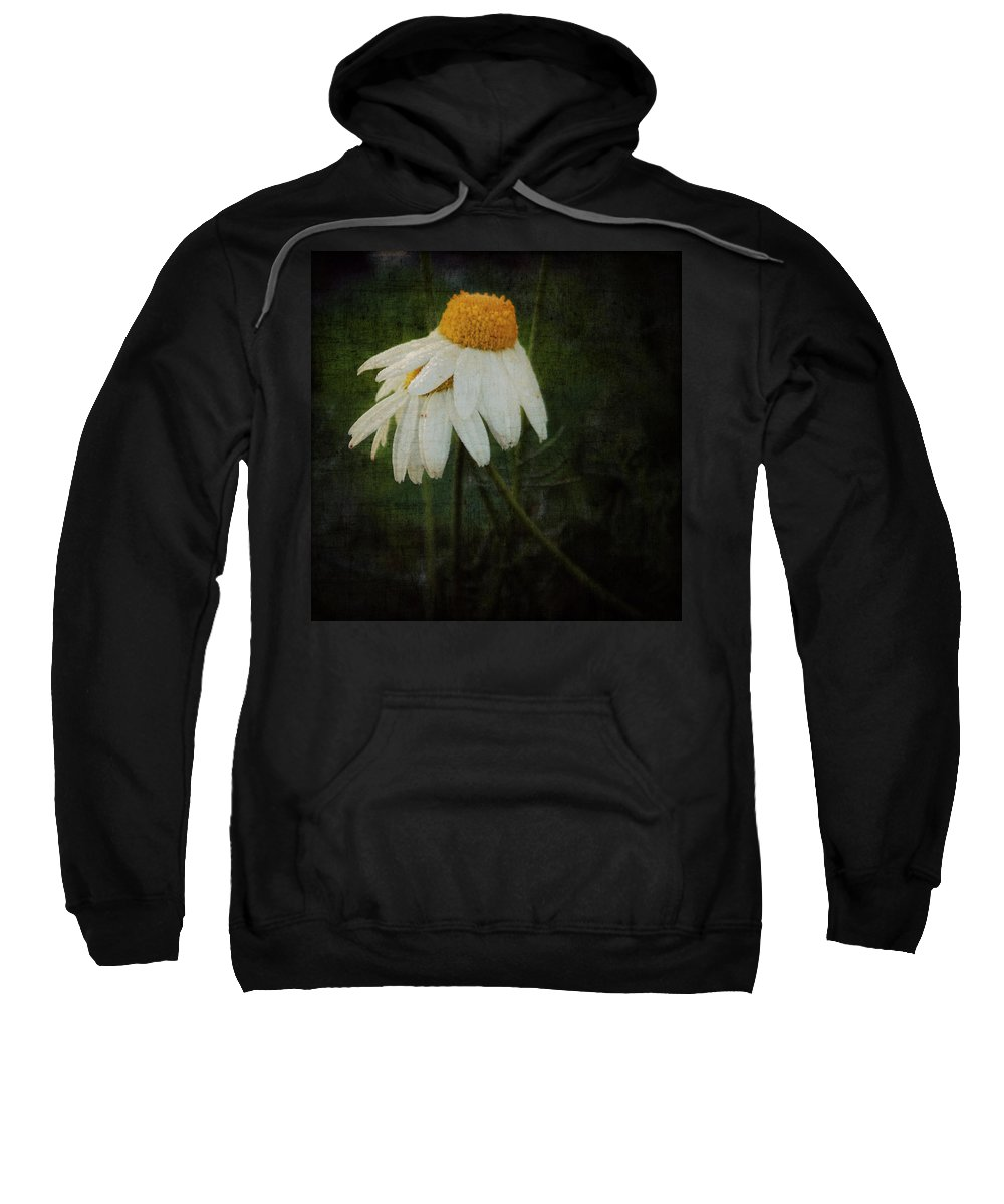 Flower Sweatshirt featuring the photograph Covered by Heike Hultsch