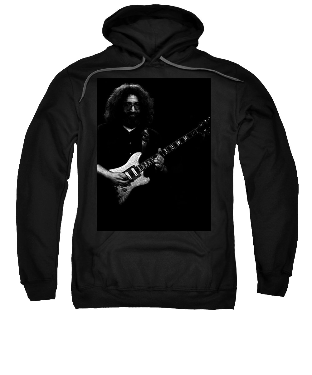 Grateful Dead Sweatshirt featuring the photograph Dead #18 by Ben Upham