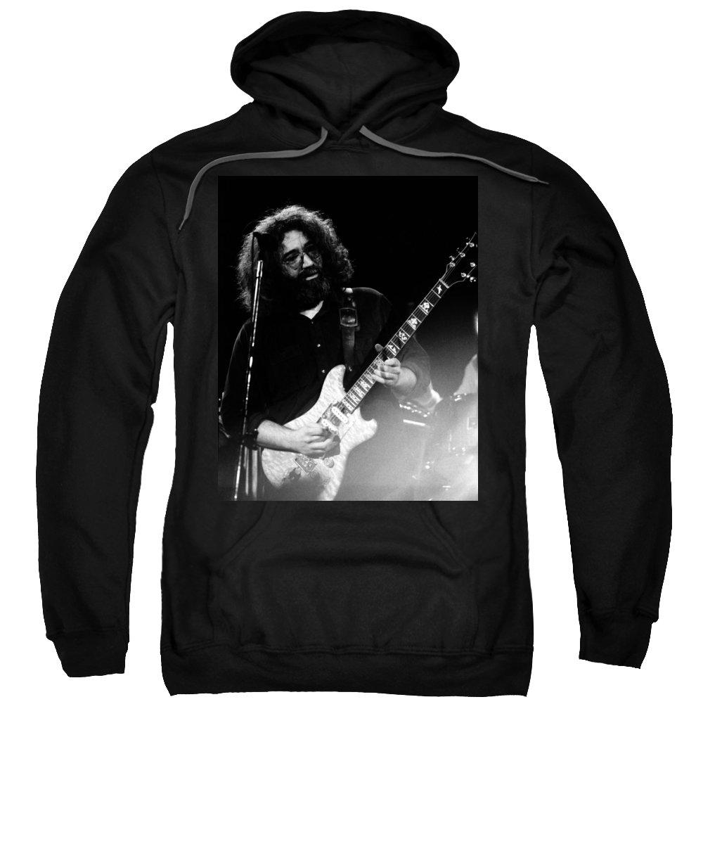 Grateful Dead Sweatshirt featuring the photograph Dead #20 by Ben Upham