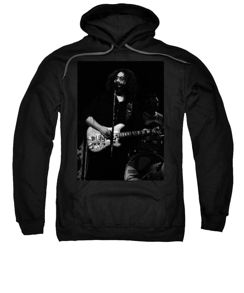 Grateful Dead Sweatshirt featuring the photograph Dead #28 by Ben Upham