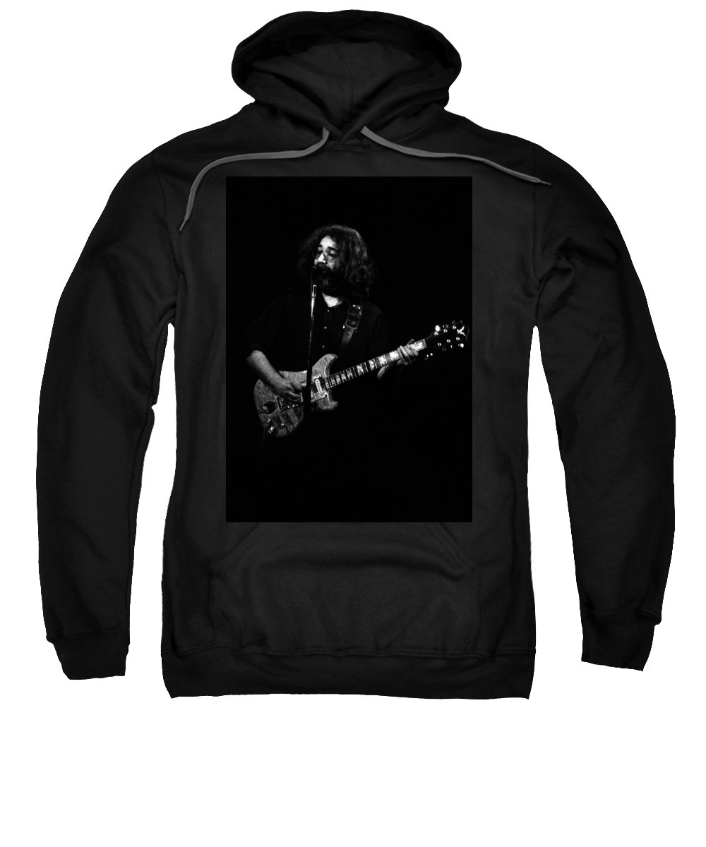 Grateful Dead Sweatshirt featuring the photograph Dead #29 by Ben Upham