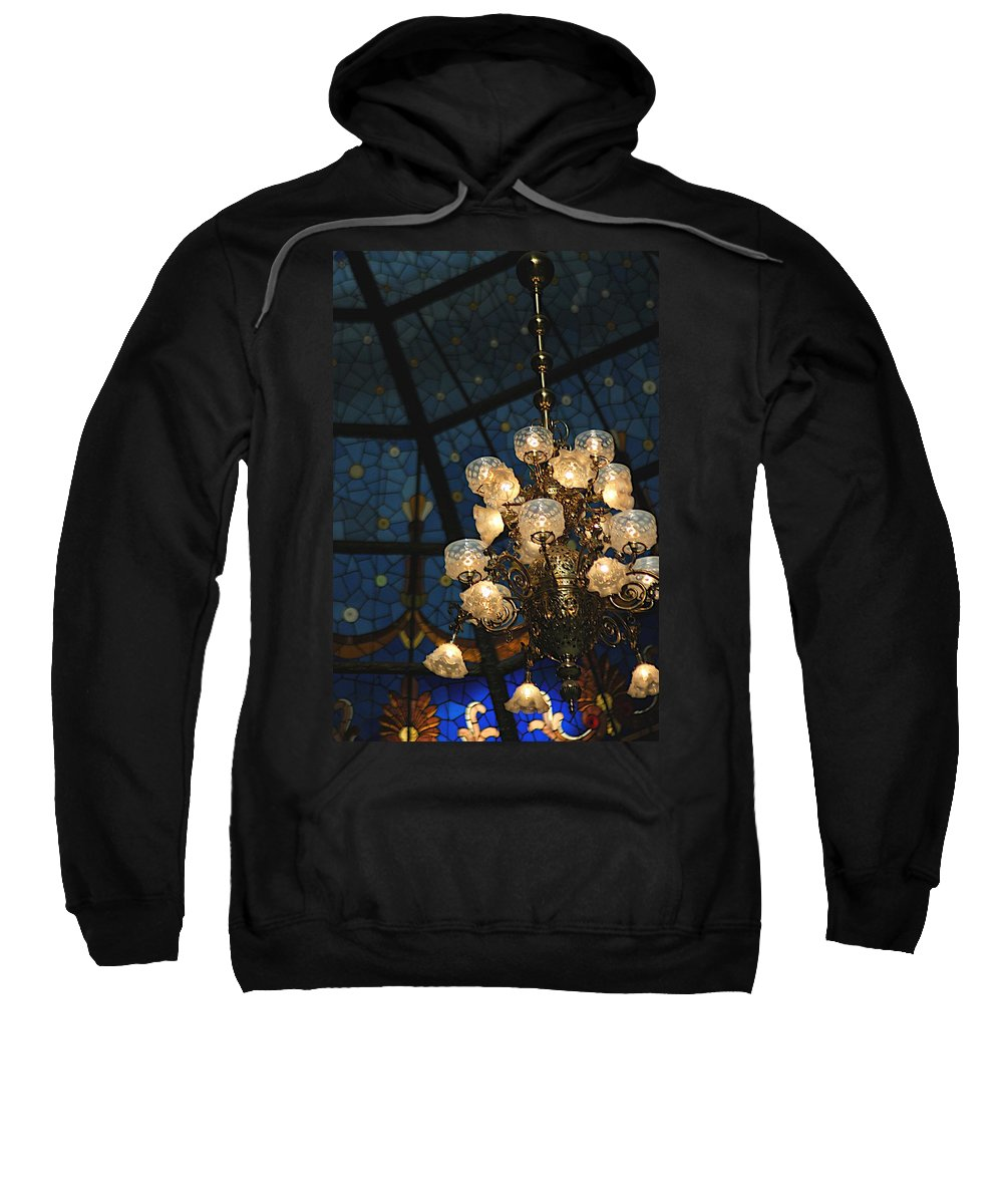 Architecture Sweatshirt featuring the photograph Each And Every by Joseph Yarbrough