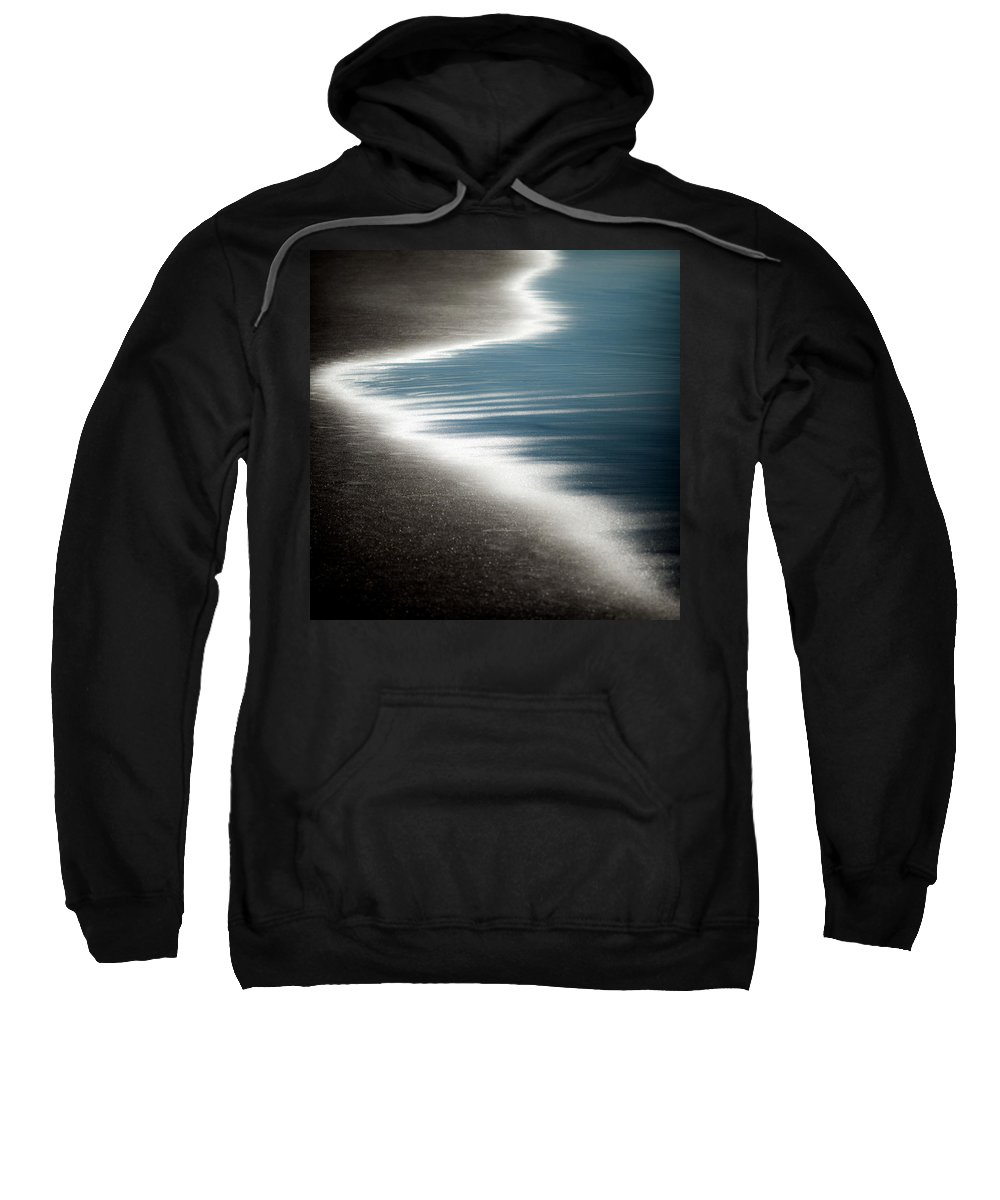 Beach Sweatshirt featuring the photograph Ebb And Flow by Dave Bowman