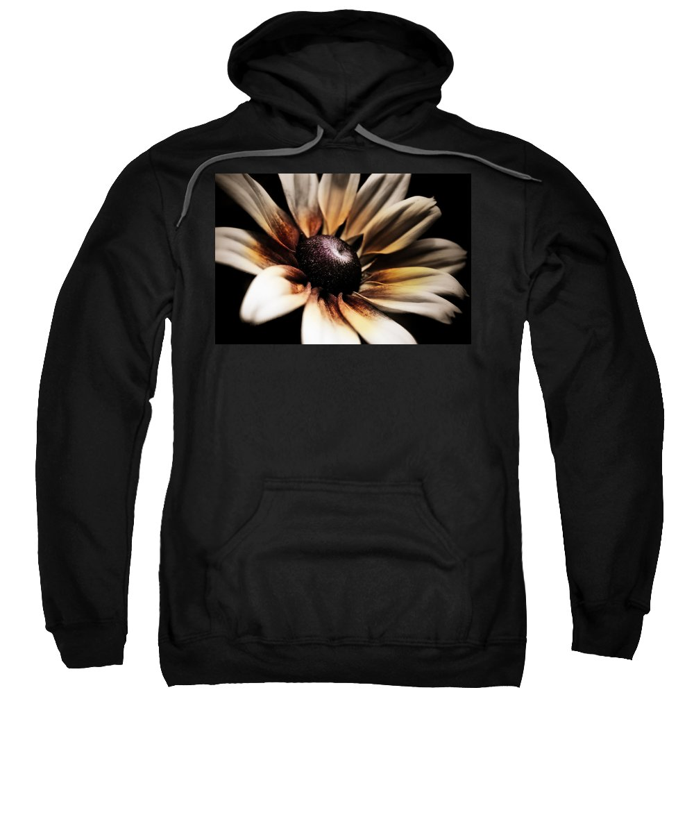 Flower Sweatshirt featuring the photograph Efflorescence by Jessica Brawley