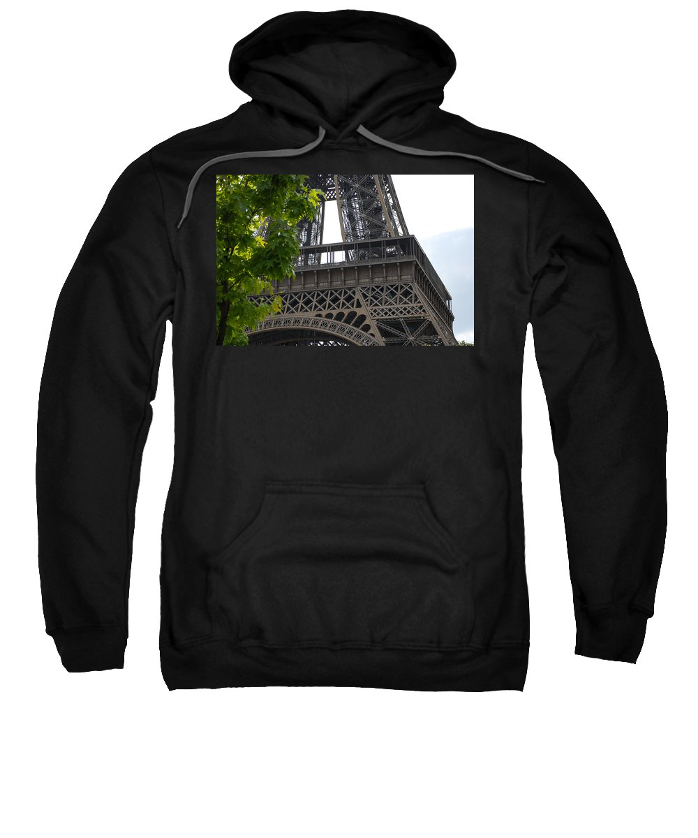 Eiffel Tower Sweatshirt featuring the photograph Eiffel Tower by Dany Lison