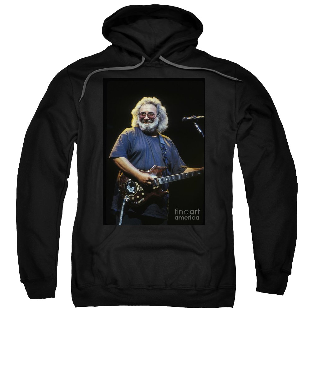 Folk Sweatshirt featuring the photograph Grateful Dead by Concert Photos