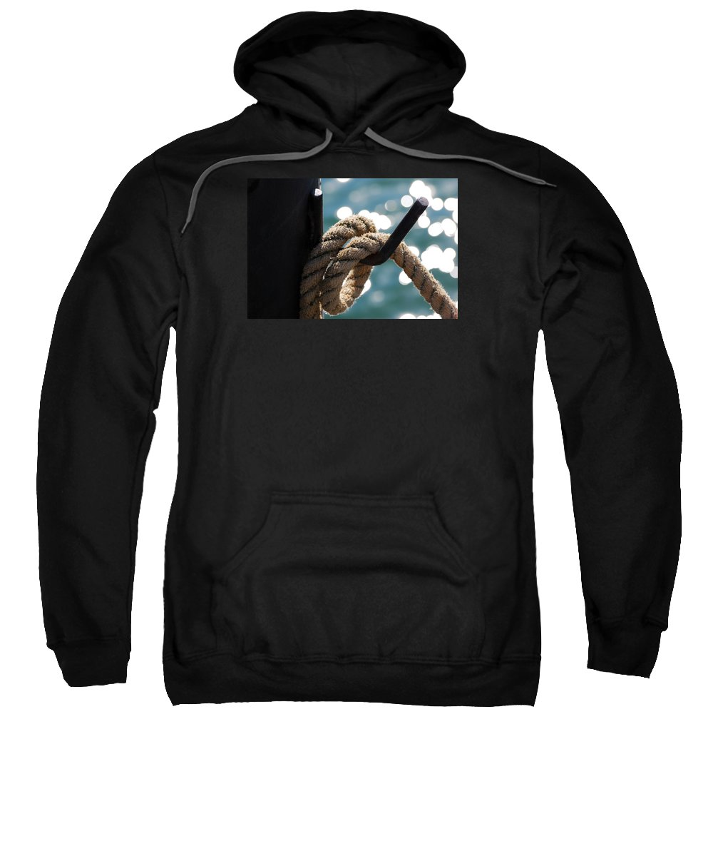 Hanging Loose Sweatshirt featuring the photograph Hanging Loose by Wendy Wilton