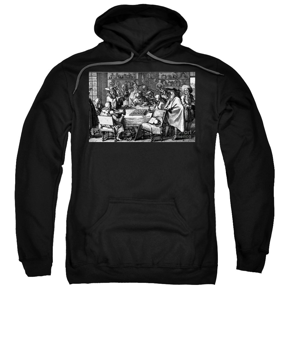 1676 Sweatshirt featuring the photograph Herbal Medicine, 1676 by Granger