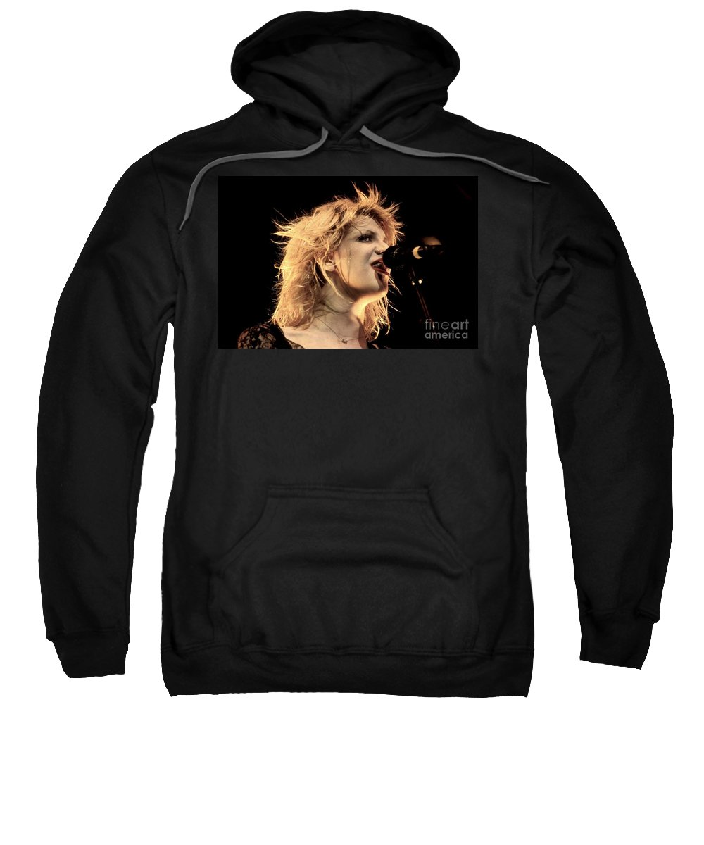Concert Sweatshirt featuring the photograph Hole by Concert Photos