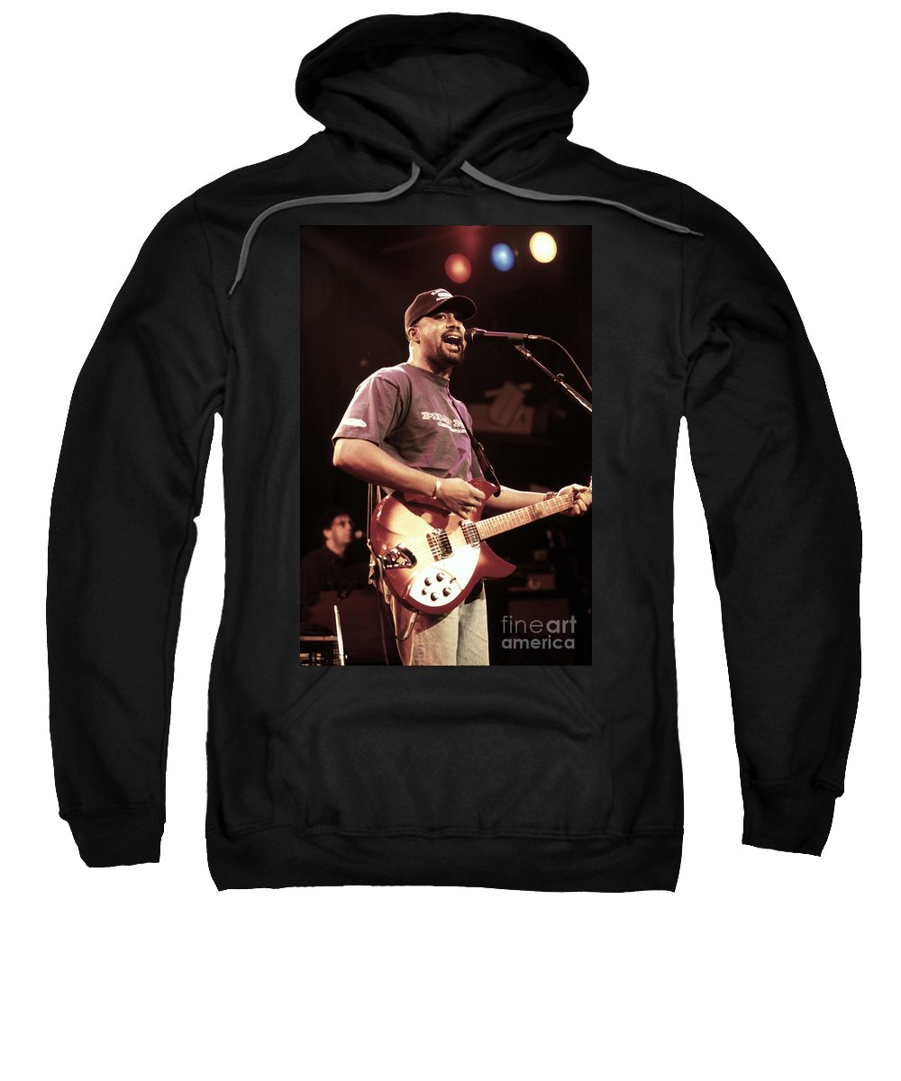 Pictures For Sale Sweatshirt featuring the photograph Hootie And The Blowfish by Concert Photos