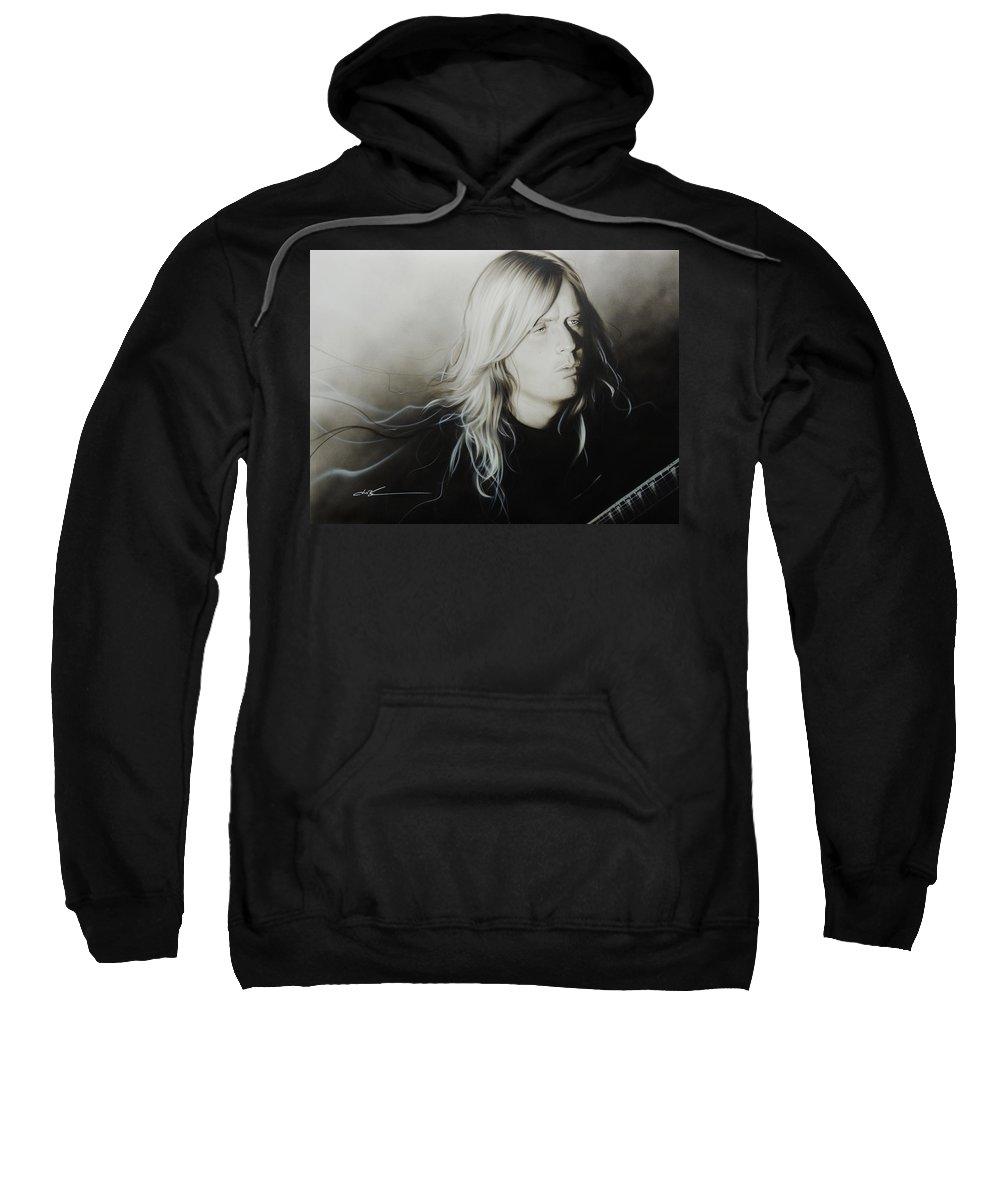 Jeff Hanneman Hooded Sweatshirts T-Shirts