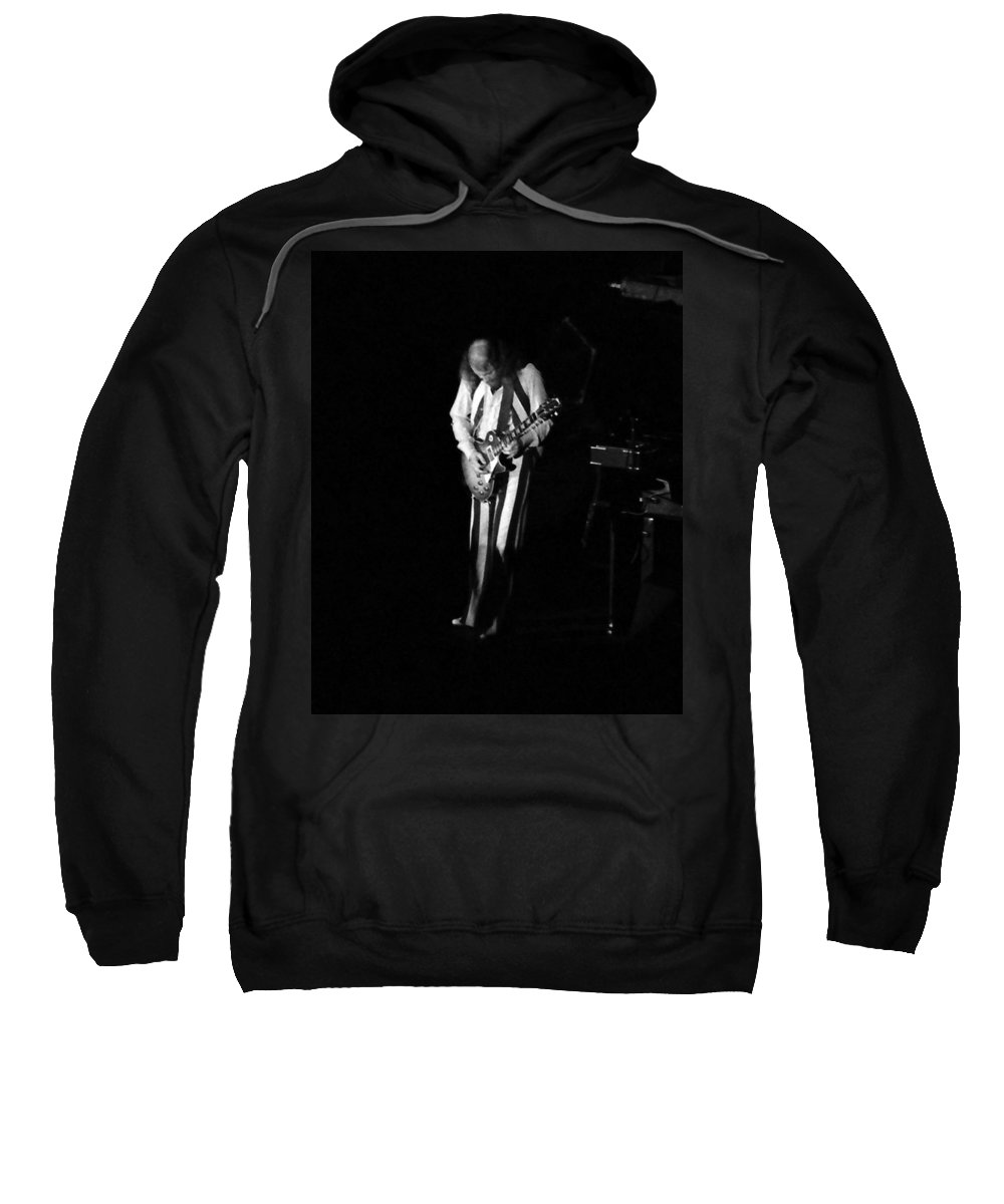 Jethro Tull Sweatshirt featuring the photograph Jt #66 by Ben Upham