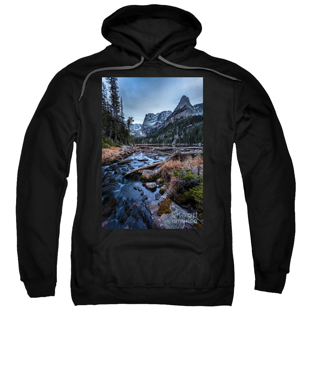 Nature Sweatshirt featuring the photograph Looking To Odessa by Steven Reed