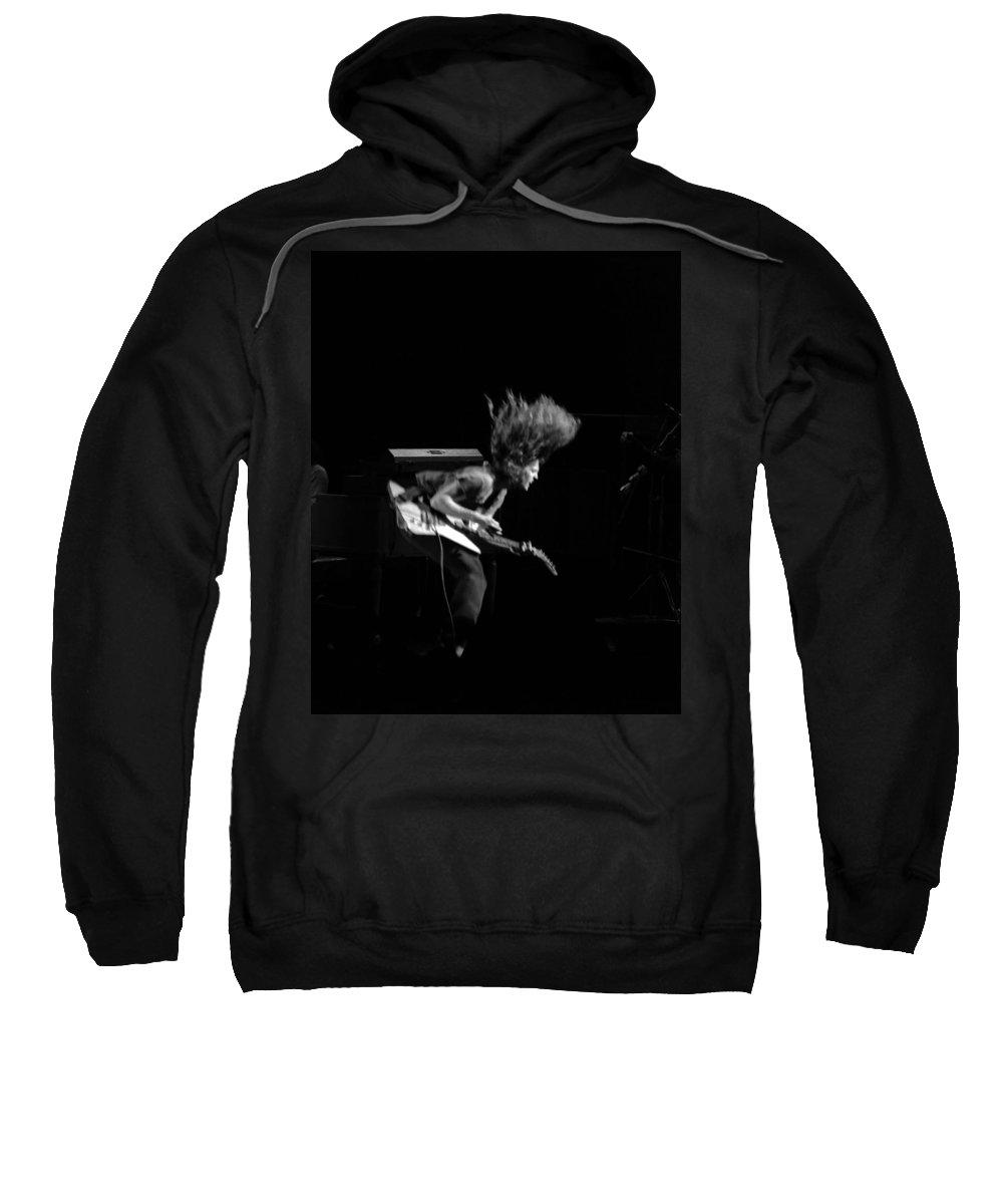 Lynyrd Skynyrd Sweatshirt featuring the photograph Ls Spo #22 Crop 2 by Ben Upham