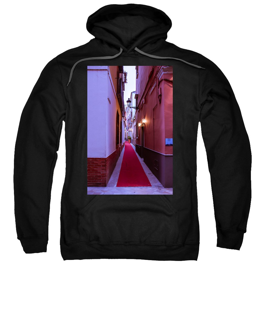 Architecture Sweatshirt featuring the photograph Magic Carpet Ride by Andrea Mazzocchetti