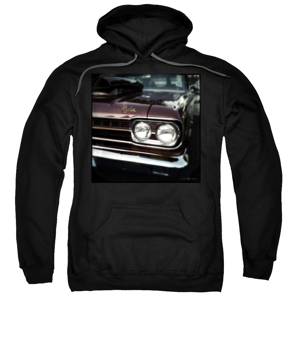 Classic Sweatshirt featuring the photograph Marlin by Tim Nyberg