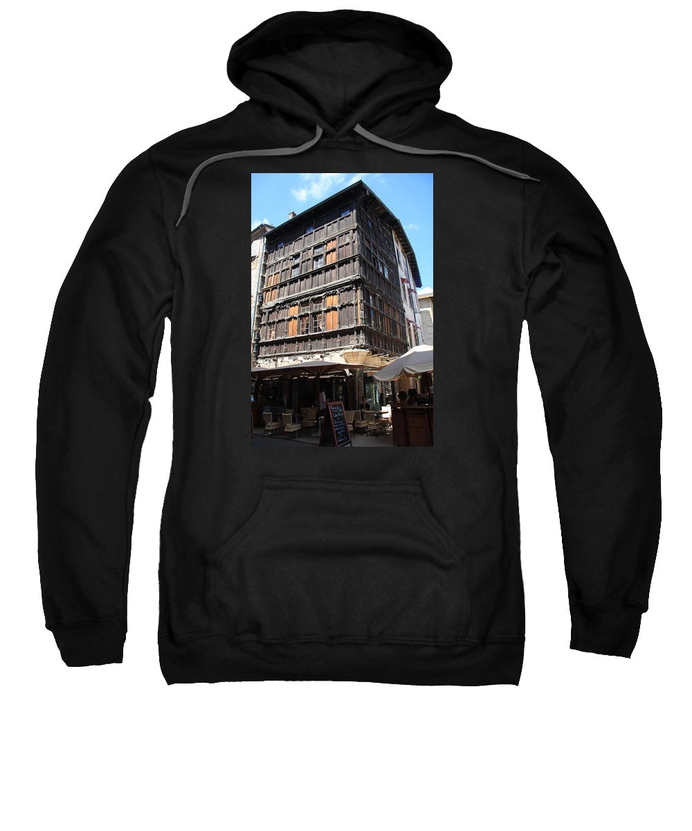 House Sweatshirt featuring the photograph Mason Du Bois Macon by Christiane Schulze Art And Photography